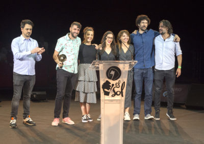 McCann entrega premios El Sol