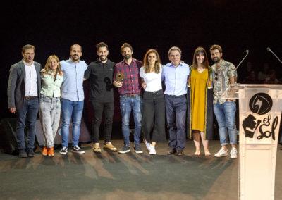Entrega Premios El Sol