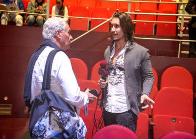 Entrevista Maxi Itzkoff