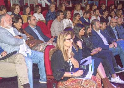 Asistentes entrega premios El Sol